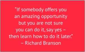 Richard Branson Quotation